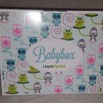 Babybox från LloydsApotek – innehåll